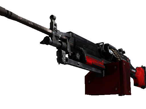 M249(StatTrak™) | 系统锁定 (战痕累累)StatTrak™ M249 | System Lock (Battle-Scarred)