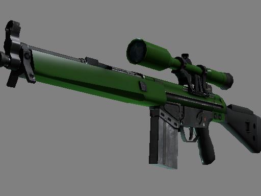 G3SG1 | 綠蘋果 (嶄新出廠)G3SG1 | Green Apple (Factory New)