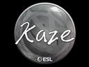 印花 | Kaze | 2019年卡托維茲錦標賽Sticker | Kaze | Katowice 2019