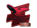 印花 | mousesports | 2017年亚特兰大锦标赛Sticker | mousesports | Atlanta 2017