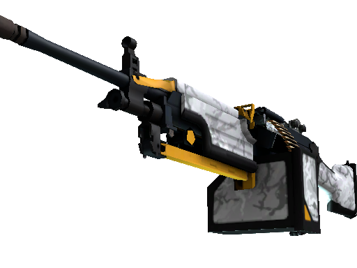 M249(StatTrak™) | 鬼影 (崭新出厂)StatTrak™ M249 | Spectre (Factory New)
