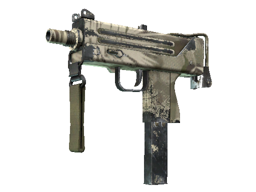MAC-10 | 棕榈色 (久经沙场)MAC-10 | Palm (Field-Tested)