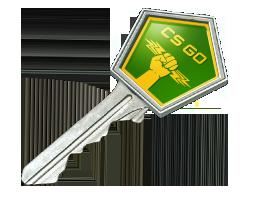 """""""突围大行动""""武器箱钥匙Operation Breakout Case Key"""