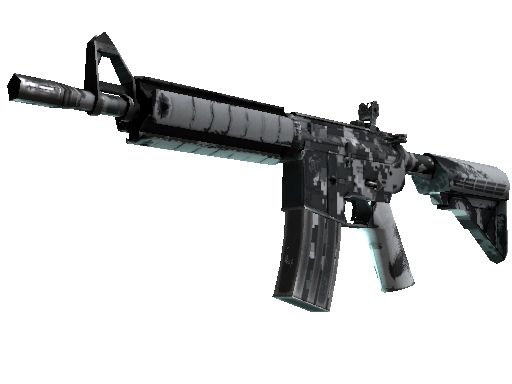 M4A4 | 都市 DDPAT (久經沙場)M4A4 | Urban DDPAT (Field-Tested)