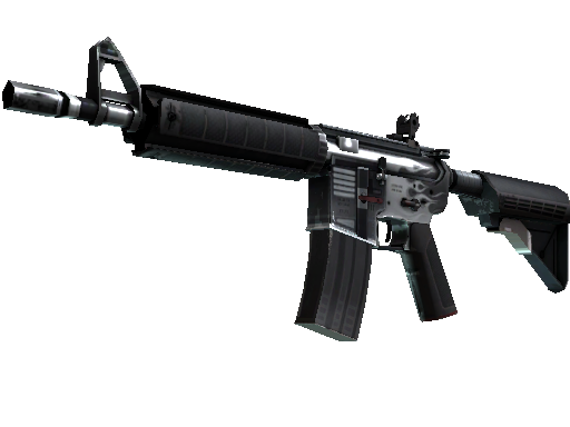 M4A4 | 镁元素 (破损不堪)M4A4 | Magnesium (Well-Worn)