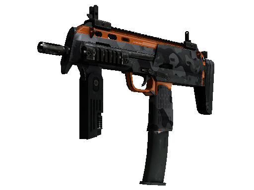 MP7 | 都市危机 (久经沙场)MP7 | Urban Hazard (Field-Tested)