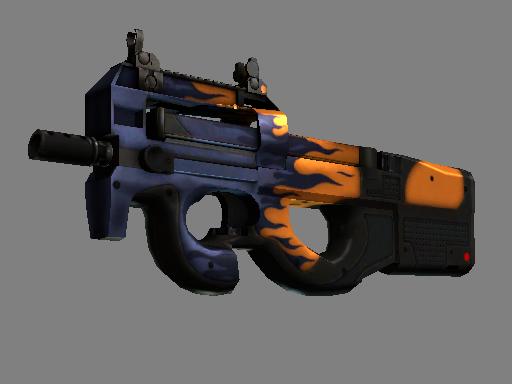 P90 | 夺命器 (破损不堪)P90 | Chopper (Well-Worn)