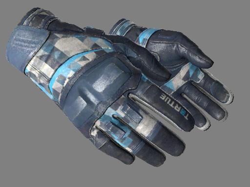 摩托手套(★) | 清凉薄荷 (久经沙场)★ Moto Gloves | Cool Mint (Field-Tested)