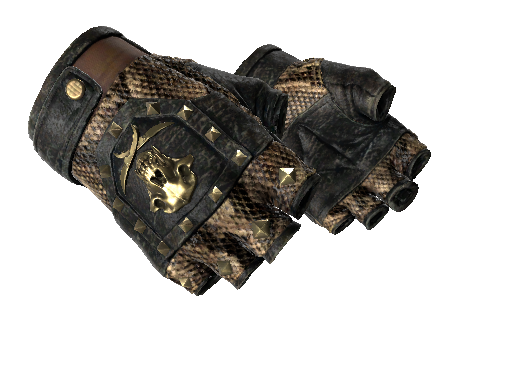 血獵手套(★) | 蛇咬 (久經沙場)★ Bloodhound Gloves | Snakebite (Field-Tested)