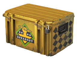 """突围大行动""武器箱Operation Breakout Weapon Case"