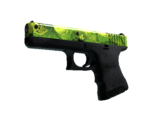 格洛克 18 型 | 核子花园 (略有磨损)Glock-18 | Nuclear Garden (Minimal Wear)