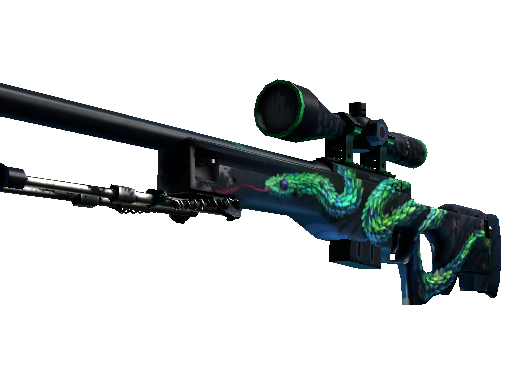 AWP | 树蝰 (久经沙场)AWP | Atheris (Field-Tested)