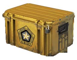 伽玛武器箱Gamma Case