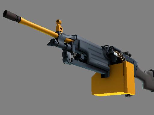 M249   冲击钻 (略有磨损)M249   Impact Drill (Minimal Wear)