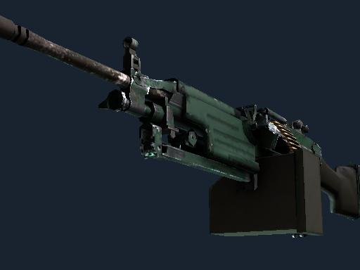 M249   狂野丛林 (久经沙场)M249   Jungle (Field-Tested)