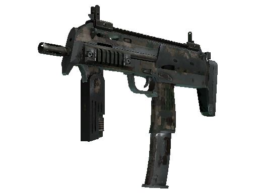 MP7 | 森林 DDPAT (战痕累累)MP7 | Forest DDPAT (Battle-Scarred)