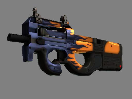 P90 | 夺命器 (略有磨损)P90 | Chopper (Minimal Wear)