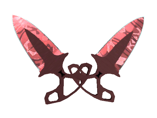 暗影双匕(★) | 屠夫 (崭新出厂)★ Shadow Daggers | Slaughter (Factory New)