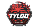 印花 | Tyloo | 2018年伦敦锦标赛Sticker | Tyloo | London 2018
