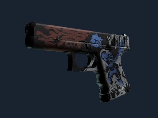 格洛克 18 型 | 烈焰天使 (略有磨损)Glock-18 | Sacrifice (Minimal Wear)