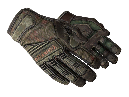 专业手套(★) | 狩鹿 (战痕累累)★ Specialist Gloves | Buckshot (Battle-Scarred)