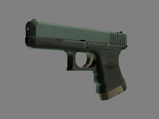 格洛克 18 型(纪念品) | 地下水 (略有磨损)Souvenir Glock-18 | Groundwater (Minimal Wear)