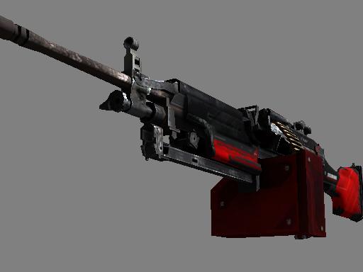 M249 | 系统锁定 (战痕累累)M249 | System Lock (Battle-Scarred)