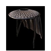 Black Swordsman Hat