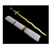 Jade Snake Sword
