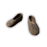 Tattered Shoes