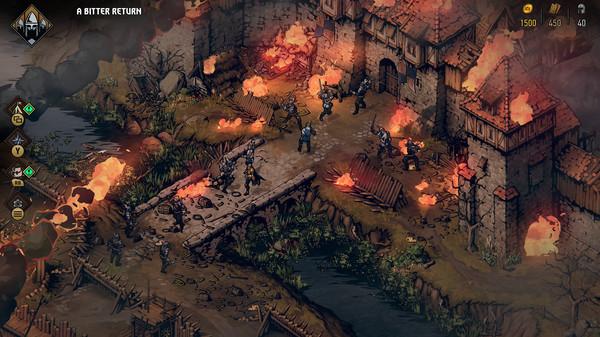 巫师之昆特牌:王权的陨落游戏截图3