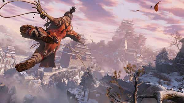 只狼:影逝二度 单机离线正版 全DLC游戏截图3