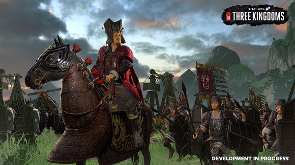 全面战争:三国 单机离线正版 全DLC游戏截图1