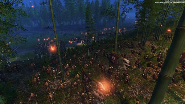 全面战争:三国游戏截图2