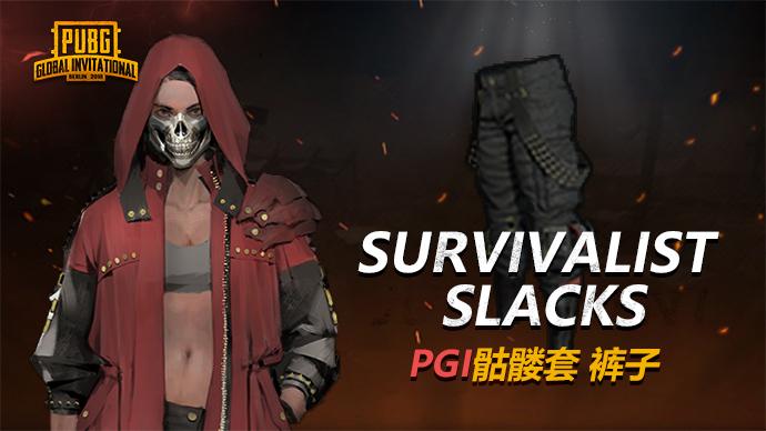 绝地求生PGI骷髅套装 代购游戏截图3