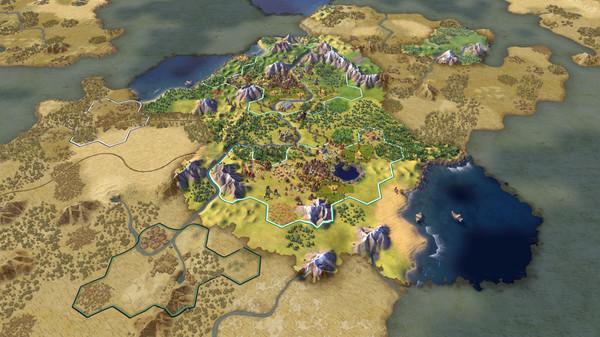 文明6 正版单机离线 全DLC游戏截图2