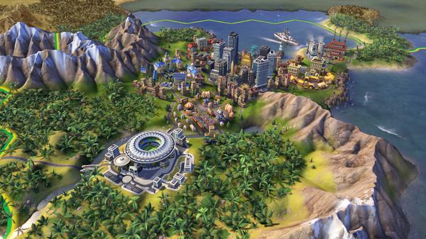 文明6 正版单机离线 全DLC游戏截图4
