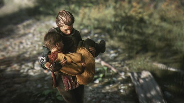 瘟疫传说:无罪游戏截图2
