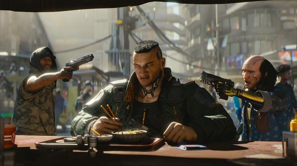 赛博朋克2077 Cyberpunk 2077 单机离线正版游戏截图4