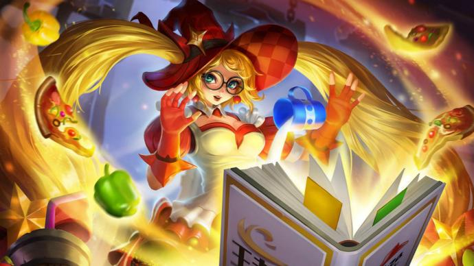 王者荣耀 安琪拉 魔法小厨娘游戏截图1