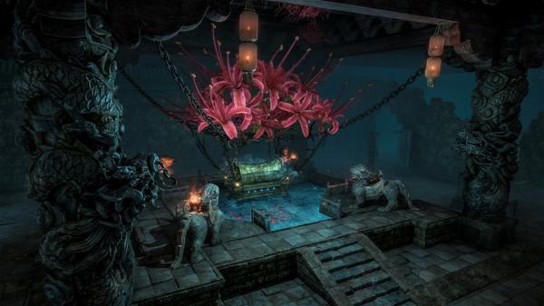 墲人之境:探索-组队摸金 古墓对决游戏截图1