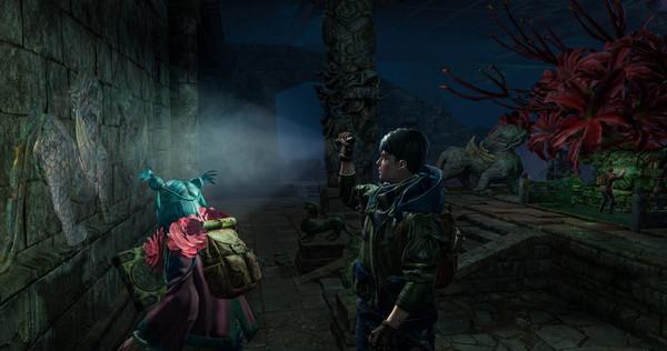墲人之境:探索-组队摸金 古墓对决游戏截图2
