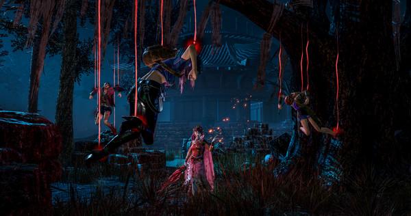 墲人之境:探索-组队摸金 古墓对决游戏截图3