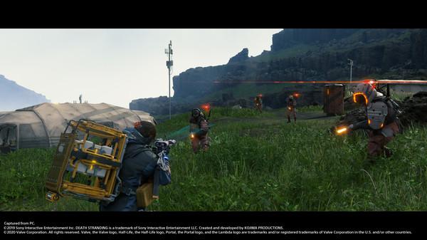死亡搁浅 单机离线正版 全DLC游戏截图1
