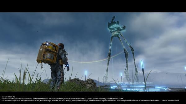 死亡搁浅 单机离线正版 全DLC游戏截图4