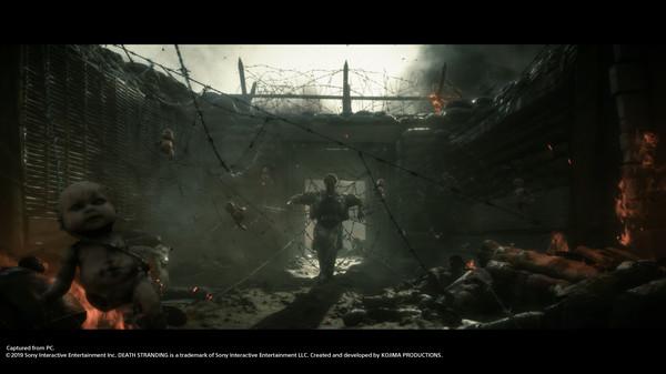 死亡搁浅 单机离线正版 全DLC游戏截图5