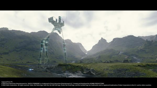 死亡搁浅 单机离线正版 全DLC视频截图