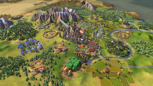 文明6 正版单机离线 全DLC视频截图