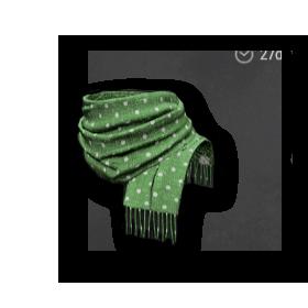 PUBG圣诞围巾