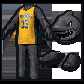 角鲨队吉祥物礼包